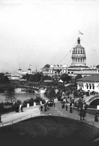 Chicago World's Columbian Exposition, 1893 — site of the first World's Parliament of Religions