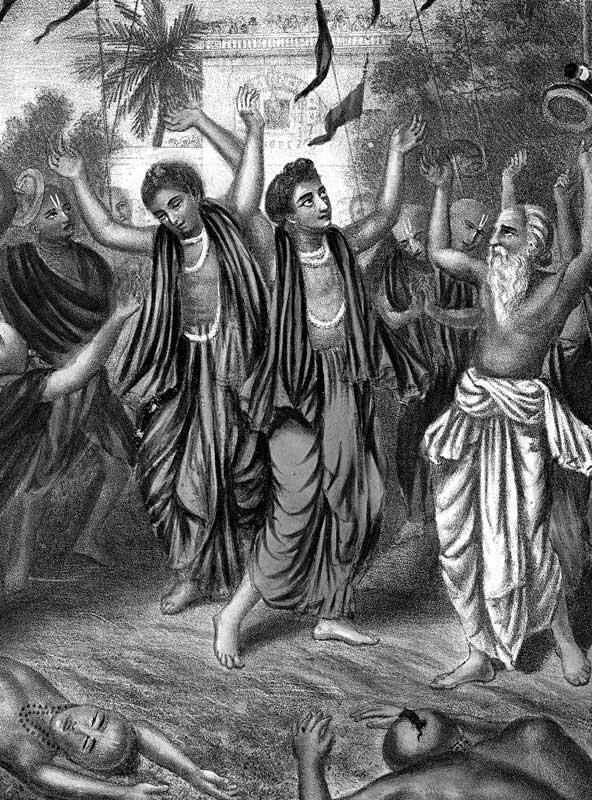 Chaitanya's Prayer: A Perfect Primer – Part I