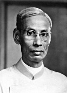 Swami Pavitrananda / Photo courtesy of the Vedanta Society of New York
