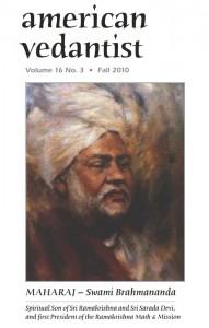 American Vedantist Volume 16 No. 3