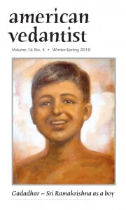 American Vedantist Volume 16 No. 4