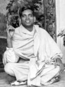 Swami Siddheshwarananda