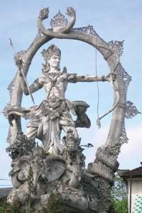 Arjuna   Bali, Indonesia