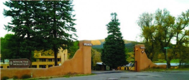 Our Lady of Guadalupe Monastery, Pecos, New Mexico