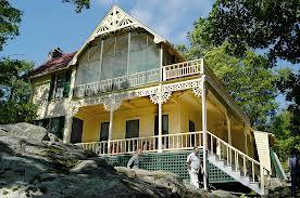 Miss Dutcher's cottage, Thousand Island Park, New York