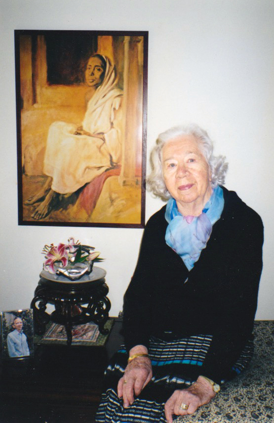Clementine Rigby (1912—2014)