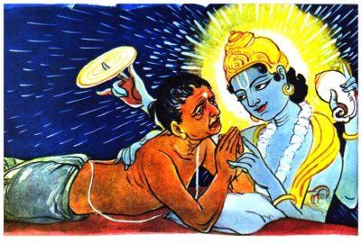 Khudiram and Vishnu