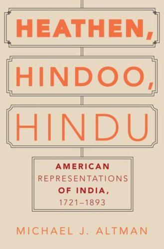 Heathen Hindoo Hindu cover