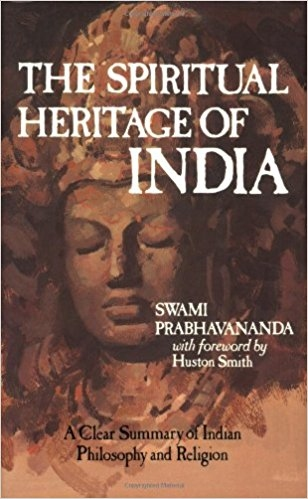 The Spiritual Heritage of India cover