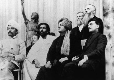 Swami Vivekananda, 1893 Parliament of Religions
