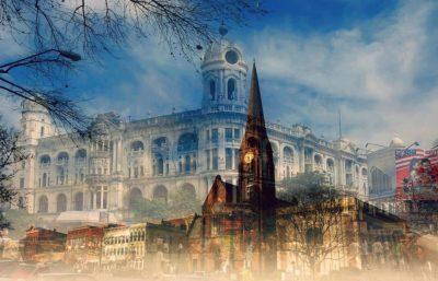 Connections – Calcutta & Northampton: 1894-2018