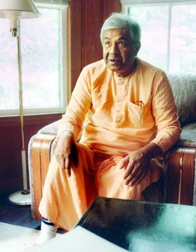 Swami Adiswarananda