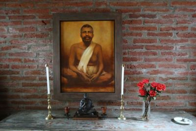 Stumbled into a Ramakrishna Monastery