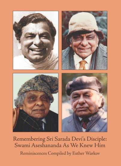 Second Edition of Swami Aseshananda