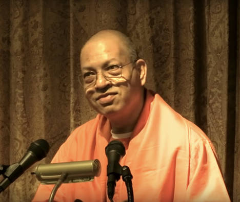 Swami Satyamayananda in Southern California — a very brief introduction